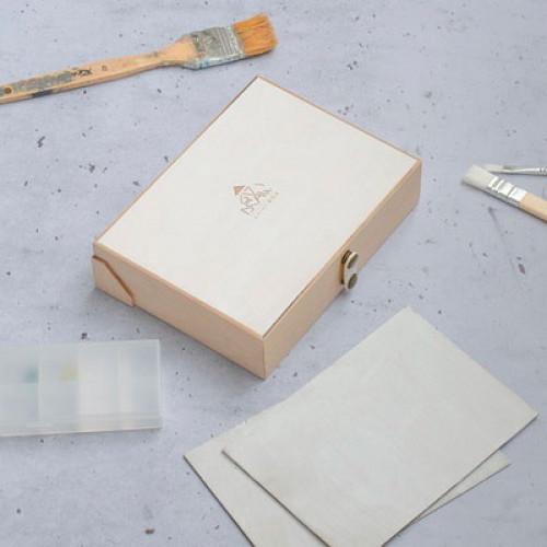 Картон для мини-этюдника 10 штук