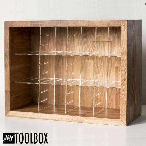 Органайзер для маркеров из дерева MarkerBOX Wood