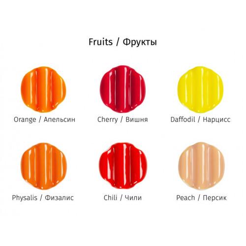 Подставка для кистей W1, серия фрукты
