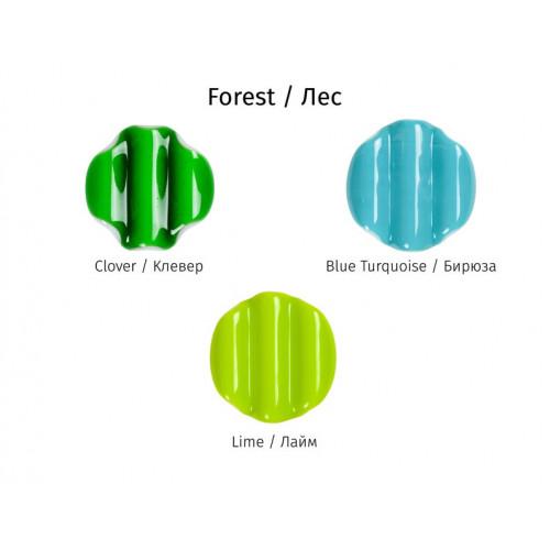 Подставка для кистей W1, серия лес