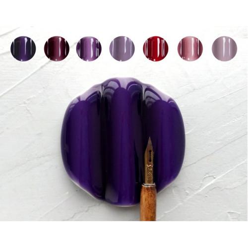 Подставка для кистей W1, серия пурпур