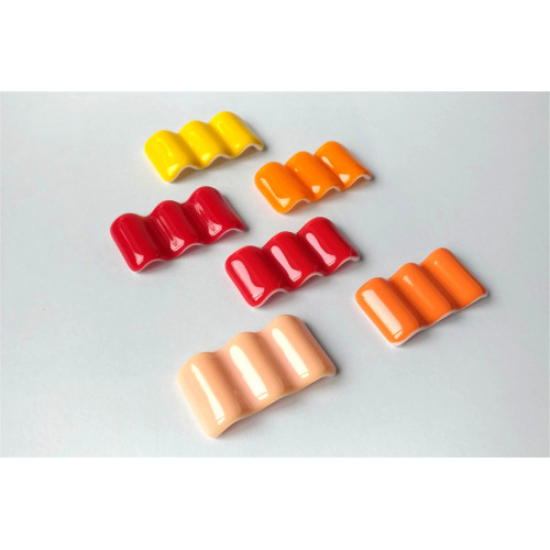 Подставка для кистей W2, серия фрукты