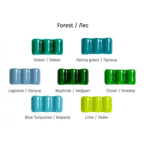 Подставка для кистей W2, серия лес