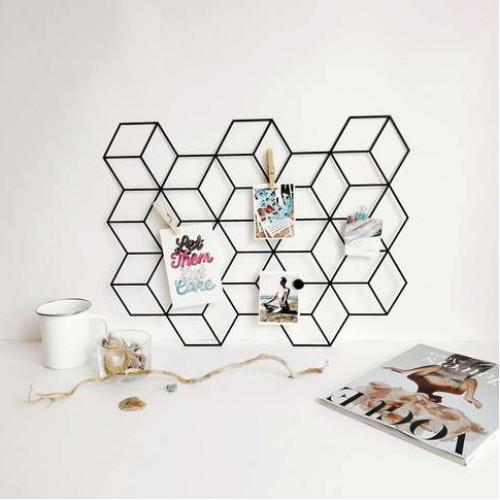 Мудборд на стену, Cube 2