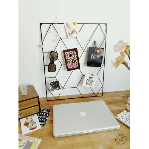 Сетка для фотографий на стену, Honeycombs
