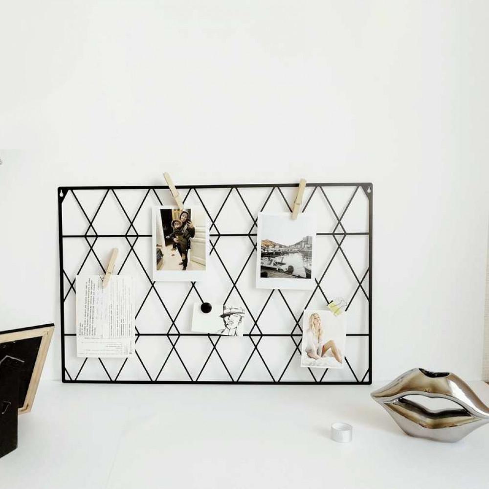 Сетка органайзер на стену, Rhombus