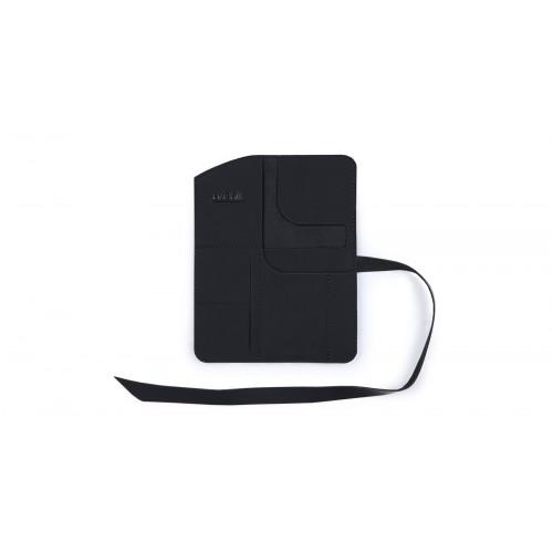 Пенал кожаный, черный Artskill Mini