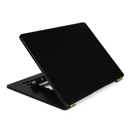 Конторка для письма и каллиграфии L черная, 58x44 см