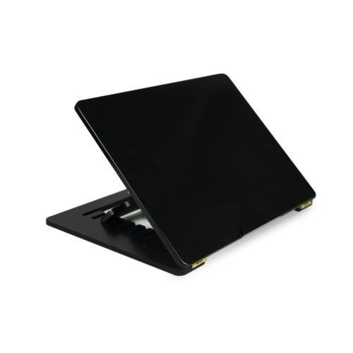 Подставка для рисования S черная, 42x32 см.