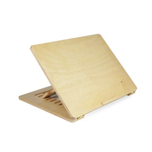 Подставка для рисования S деревянная, 42x32 см.