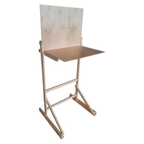 Натюрмортный стол с регулировкой Нестор