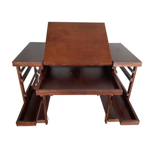 Стол для художника Родриго Мини Тёмный